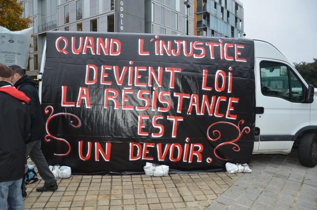La Marcha Incontenible de la Resistencia Avanza Por el Mundo. Esta Vez en Una Nueva Forma