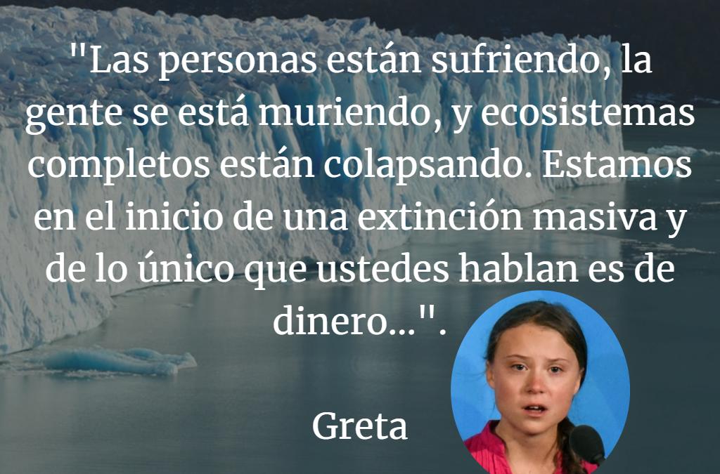 En Defensa de la Chica Que Está Estremeciendo el Mundo: En Sus Propias Palabras