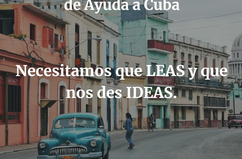 FonCuba: Fondo Permanente de Ayuda a las Familias Cubanas