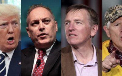 Hay Grabaciones: Tres Republicanos del Congreso Acusados de Ayudar a Planificar el Asalto al Capitolio
